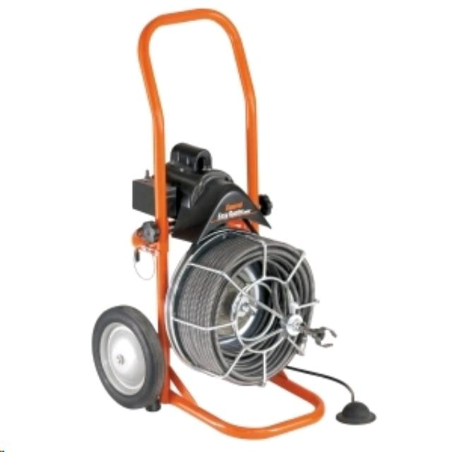 75 Foot Electric Sewer Snake Rentals Tampa Fl Where To