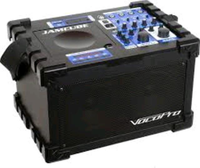 karaoke machine to rent