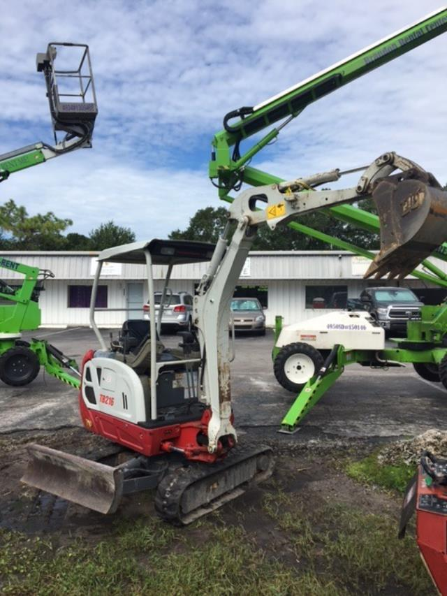 Where to find EXCAVATOR in Tampa
