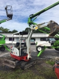 Where to rent EXCAVATOR in Tampa  FL