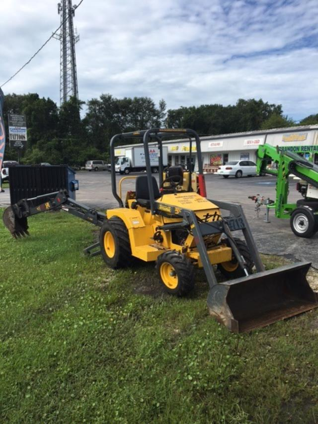 Where to find TERRAMITE 2WD BACKHOE LOADER in Tampa