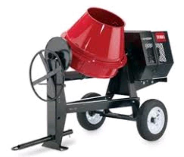 Where to rent 4 CU. FT. CONCRETE MIXER in Brandon Florida, Seffner, Riverview FL, Tampa Bay, Lakeland