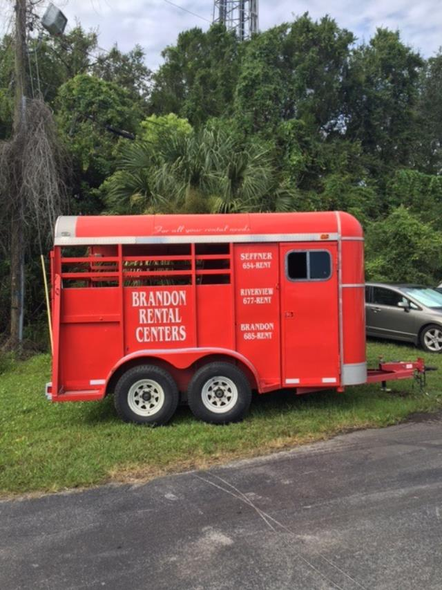 Where to find TRAILER, HORSE in Tampa