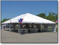 Rental store for 30 X 40 FRAME CANOPY in Tampa FL