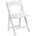 Where to rent CHAIR, WHITE GARDEN in Tampa  FL