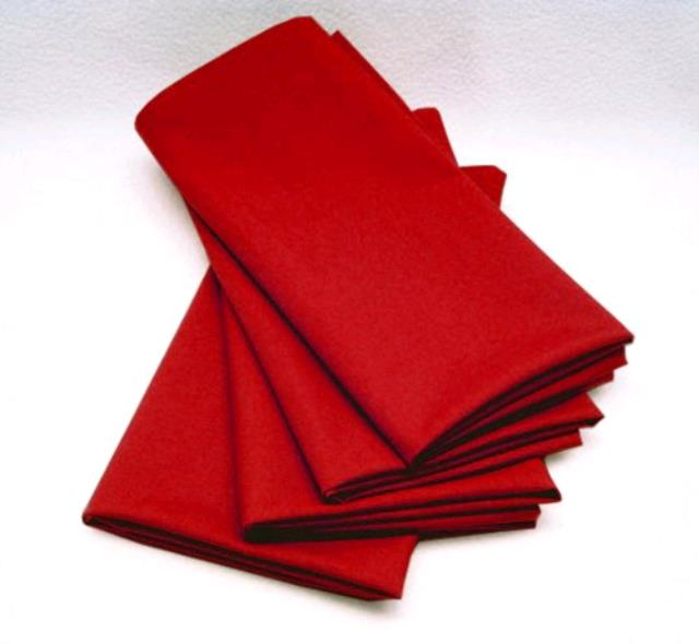 Where to find NAPKIN RED in Tampa