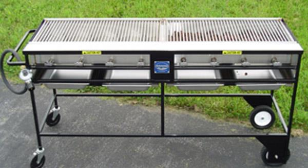 8 Burner Gas Grill Rentals Tampa Fl Where To Rent 8