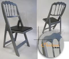 Where to find CHATEAU HIGH BACK CHAIR - BLACK in Tampa