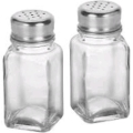 Rental store for GLASS SALT   PEPPER SET in Tampa FL
