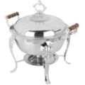 Rental store for 8 QT FANCY ROUND CHAFER in Tampa FL