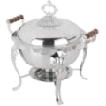 Rental store for 5 QT FANCY ROUND CHAFER in Tampa FL