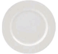Rental store for PLATE, 10  DINNER WHITE in Tampa FL