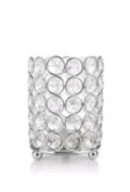 Rental store for VOTIVE HOLDER, CRYSTAL, SET OF 6 in Tampa FL
