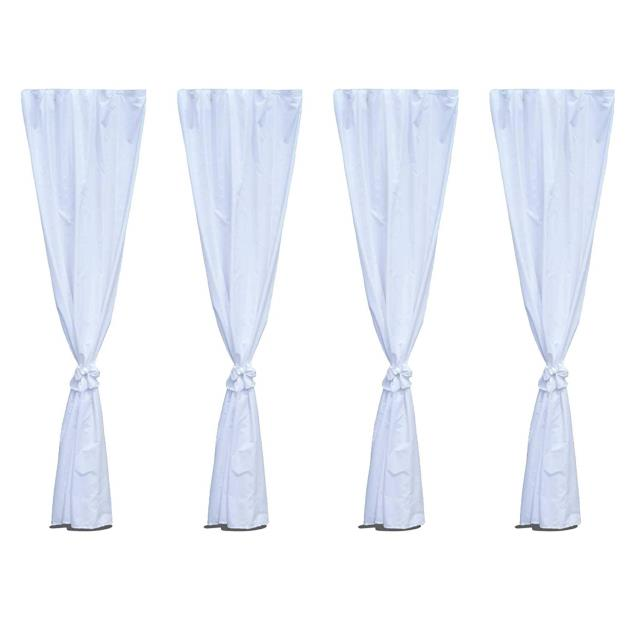 Where to find CANOPY SIDE POLE DRAPE in Tampa