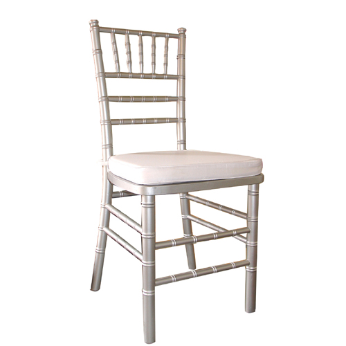 Where to find CHAIR, CHIAVARI SILVER in Tampa