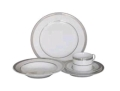 Rental store for 10  DINNER PLATE, PLATINUM in Tampa FL