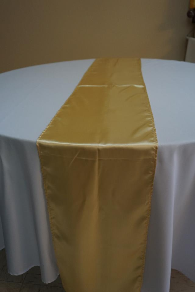 Where to find GOLD SATIN RUNNER in Tampa