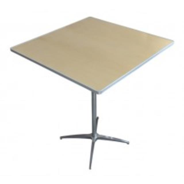 Where to find 36  SQUARE BISTRO TABLE in Tampa