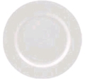 Rental store for 7  WHITE SALAD PLATE in Tampa FL