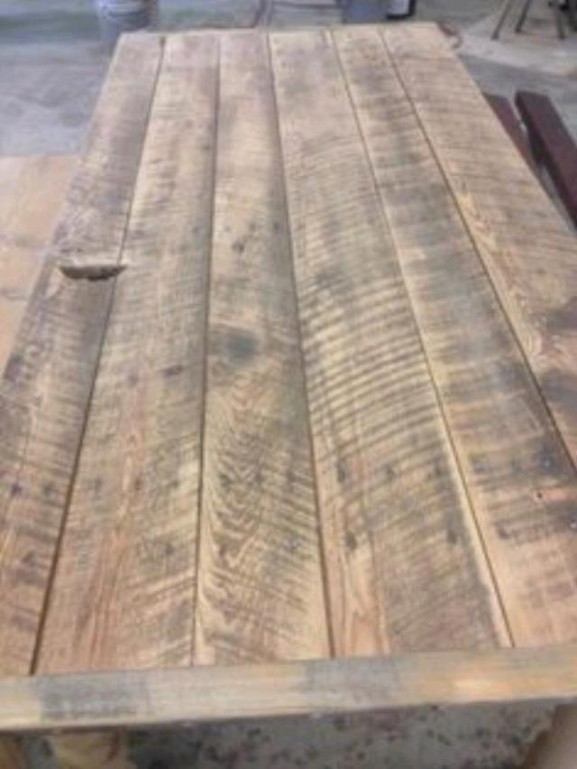 Where to find 96  WHISKEY BARREL TABLETOP  TOP ONLY in Tampa