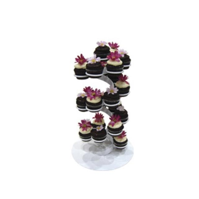Cupcake Stand Spiral Tree Rentals Tampa Fl Where To Rent