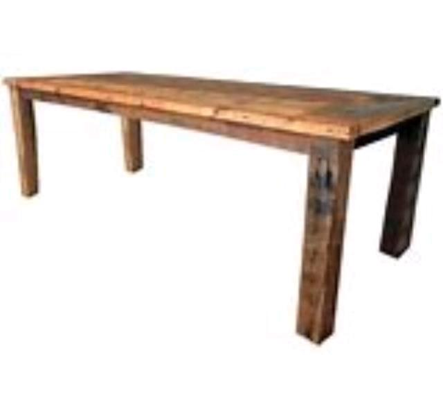 Where to find 72  FARM HOUSE TABLE in Tampa