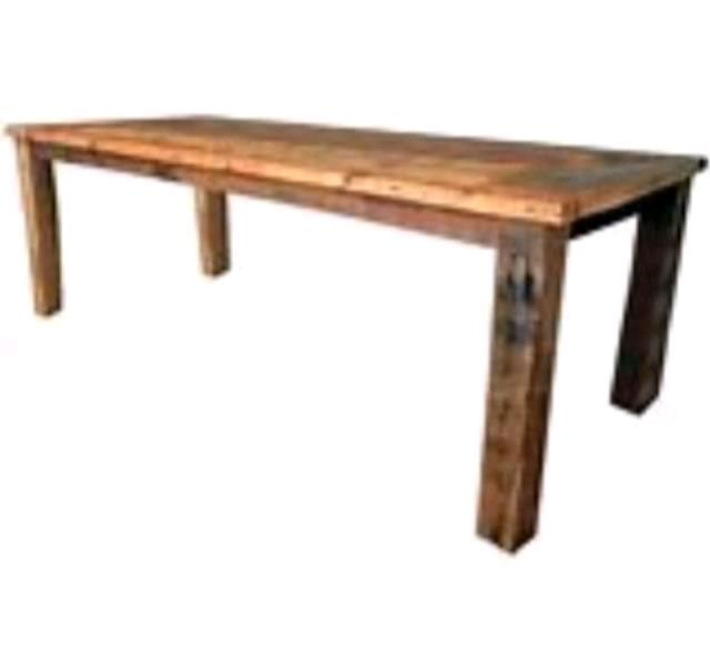Where to find 96  FARM HOUSE TABLE in Tampa