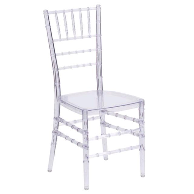 Where to find CHAIR, CHIAVARI CLEAR in Tampa