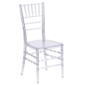 Rental store for CHAIR, CHIAVARI CLEAR in Tampa FL