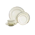 Rental store for PLATE, 10  DINNER, GOLD TRIM in Tampa FL