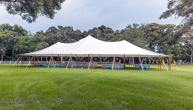 Event rentals in Tampa Florida